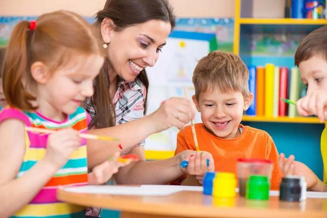 凯斯幼儿园教研总监谈美式幼儿教育