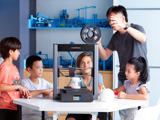 童心制物(Makeblock)发布真正免调平多功能3D打印机mCreate, 四大黑科技实现超高打印成功率