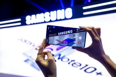 5G时代 十年磨一剑的三星Galaxy Note10+ 5G不负期待