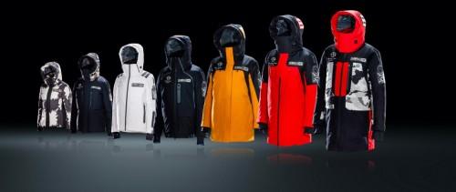 全球顶配羽绒服,43年专业力作,波司登登峰系列发布