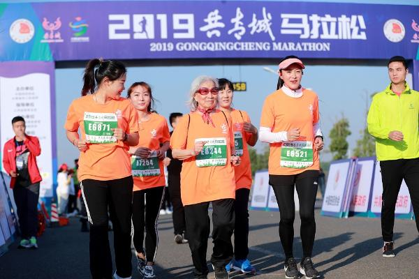 2019共青城马拉松10月20日鸣枪开跑