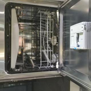 火星人集成洗碗机:外卖时代,家里有必要买洗碗机吗?