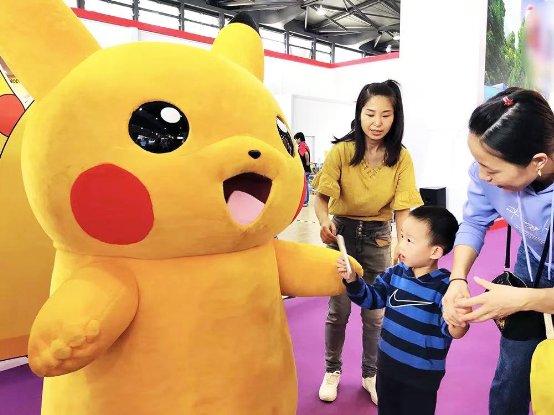 动漫明星IP新品组团来袭!启蒙积木萌闯2019上海玩具展