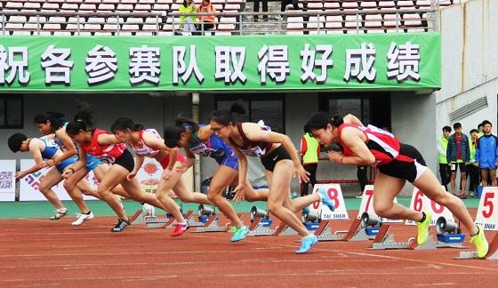 2019全国体校U系列田径锦标赛于江西九江开赛