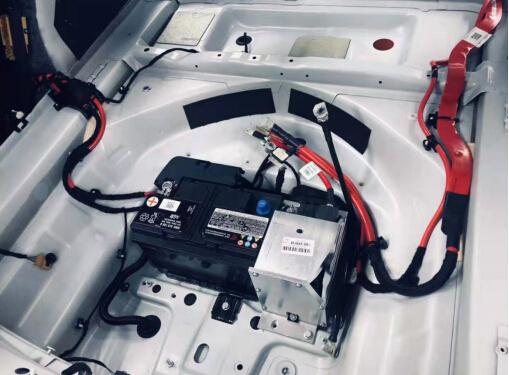 强强联合 骆驼蓄电池配套奥迪多款新车