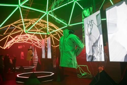 The North Face全球发布会正式推出FUTURELIGHT 系列