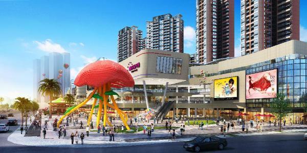惠湾首个城市综合体——灿邦新天地10月26日将盛大开业!