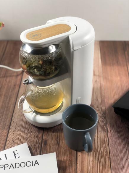 一周不重样的时髦茶饮 鸣盏沙漏壶让你告别奶茶日子