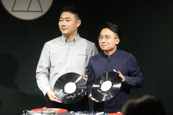 梵尼诗集团与铁三角达成战略合作 共同推动黑胶文化产业发展