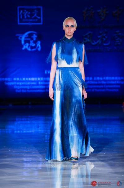 """""""绣梦中国""""一场中国传统文化的绝美演绎再现英国"""