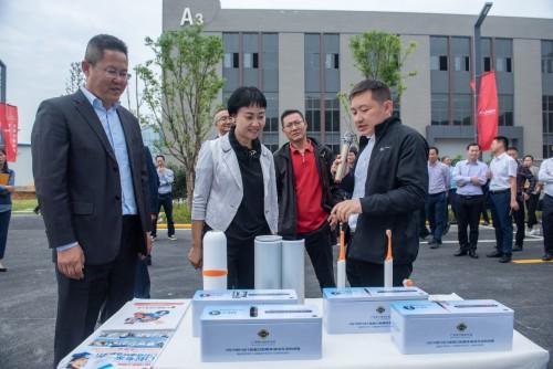 亿达中国成都天府智慧科技城联动招商成果显著获政府点赞