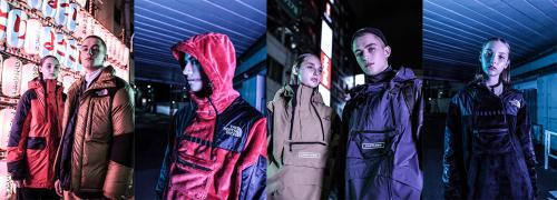 """经典·重塑""THE NORTH FACE UE 发布2019 冬季KAZUKI系列"