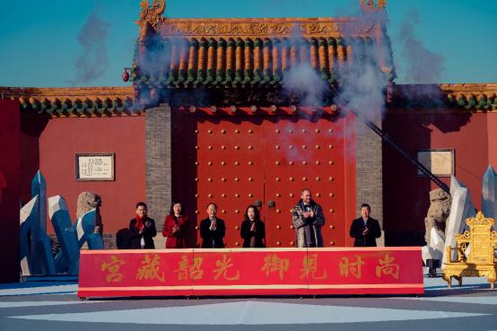 """让世界重新定义""""中国皮草""""-哥本哈根皮草联手KC皮草品牌荣耀升级巅峰发布"""