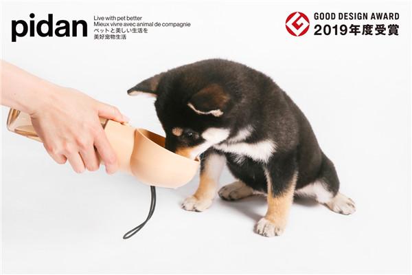 两次斩获德国红点奖的宠物品牌pidan,又拿下了2019日本优良设计奖!