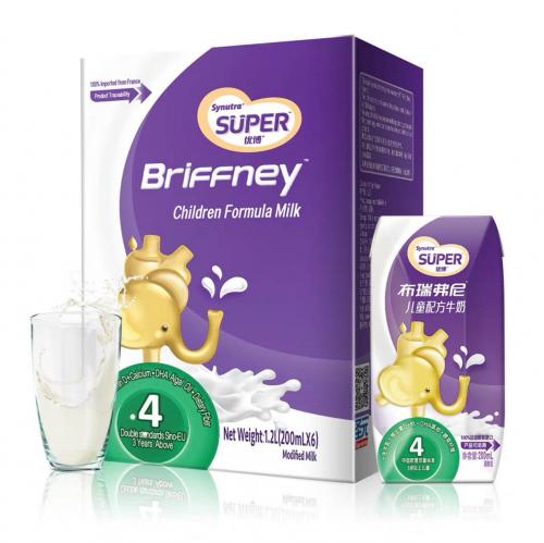 哪个牌子儿童牛奶营养全面?圣元儿童牛奶让宝宝乐享童年时光