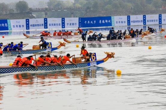 龙舟世界杯宁波落幕,中国包揽全部冠军