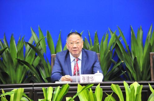 链接全球体育产业资源 2019中国体育文化、体育旅游博览会新闻发布会召开