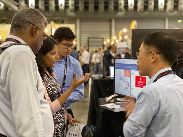 """阿博茨科技亮相新加坡金融科技节 联合创始人余宙获评""""最佳演讲人"""""""