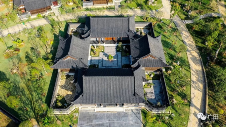 广田集团缔造贵州省文化旅游的又一张新名片:织金饭店