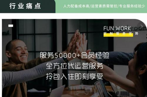 联合办公X创新大展? 看FUNWORK如何玩转国际创新峰会!