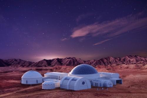 """首届""""未来火星生活设计大赛""""正式启动"""