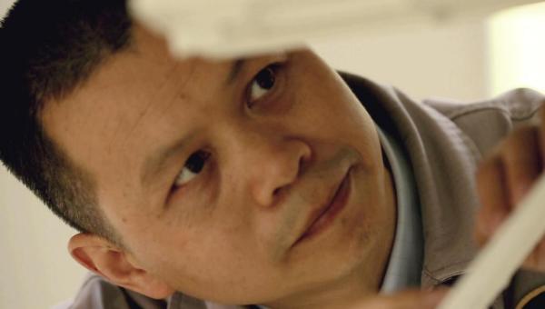 奔跑中国:朝着幸福一路奔跑