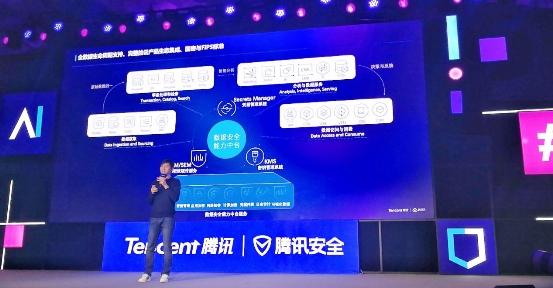 腾讯安全推出云数据安全中台,助力企业极简构建数据全生命周期防护