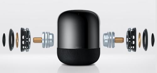 帝瓦雷双低音单元+两项专利技术加持,华为Sound X:带给你惊爆的低频震撼