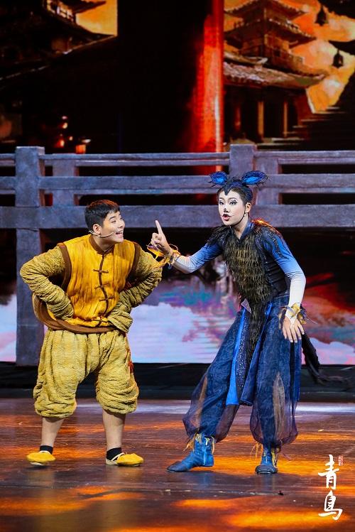 北京师范大学亚太实验学校2019年度教育戏剧《青鸟》演出