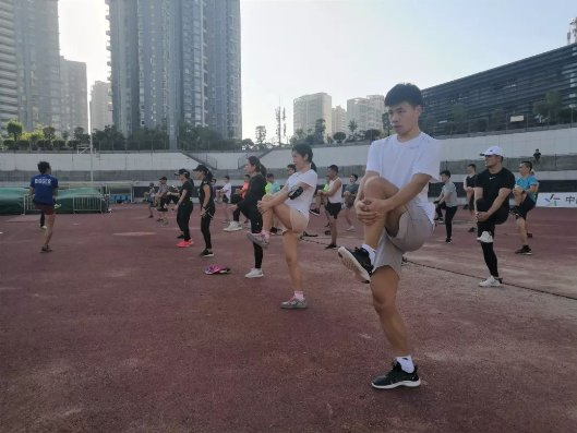 2019深马官方训练营 首期启动,比戈跑步学院打造深马精英课程!