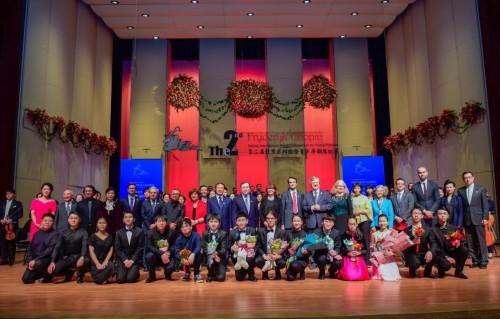 """TCL公益基金会助力""""第二届北京肖邦国际青少年钢琴比赛"""""""