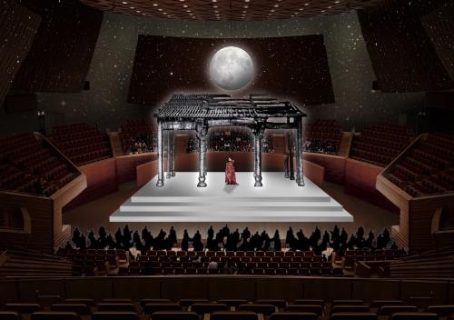 歌劇《塞魅麗》重新構想版將在2019年上海國際藝術節上演
