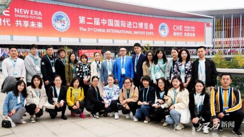 苏州绿叶集团再赴进博会 签约20余家国际知名品牌