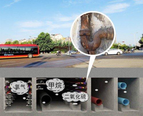 """精讯畅通""""城市地下综合管廊解决方案"""",打造现代化城市地下王国"""