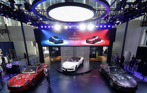 Karma汽车广州车展发布两款新车及全新战略,打造智能生态新时代