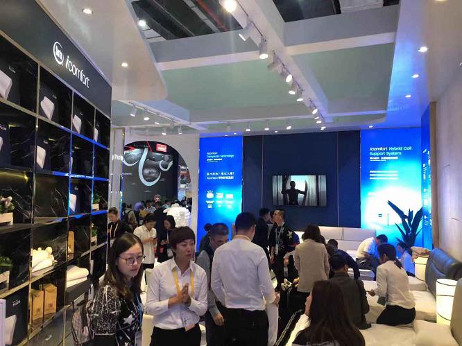 美国舒达床垫深耕中国市场,携智能睡眠科技亮相第二届进博会