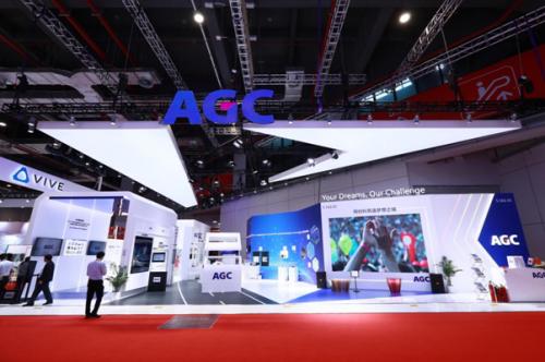 "AGC參展""進博會"",產品力爆表黑科技carry全場"