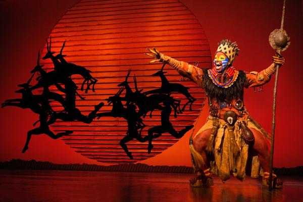 百老汇原版音乐剧《狮子王》国际巡演2020年即将登陆北京武汉