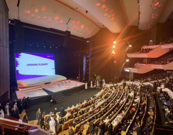 WISE峰会在多哈隆重召开 掌门一对一受邀参会为中国在线教育创新代言