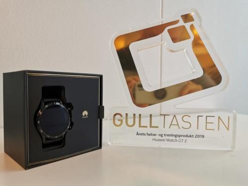 HUAWEI WATCH GT 2欧洲上市 连获两奖被评年度最佳运动健康产品