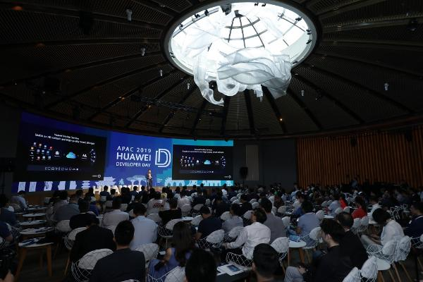 亚太华为开发者大会登陆新加坡 华为加速全球化生态构筑
