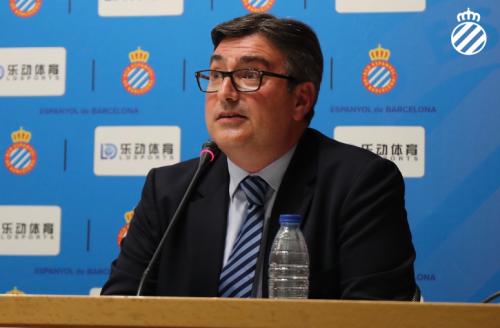 乐动体育负责人考察西班牙人足球俱乐部