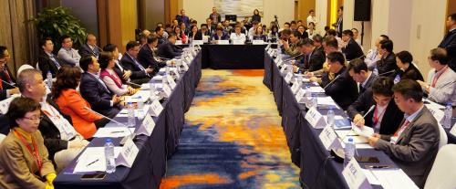 第十六届复旦大学世界校友联谊会-生物医药峰会 在成都温江隆重举行