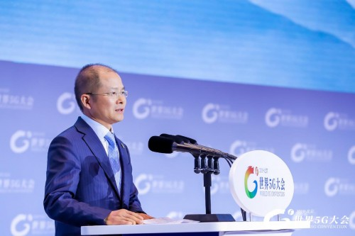 华为轮值董事长徐直军:构建共享的5G产业生态