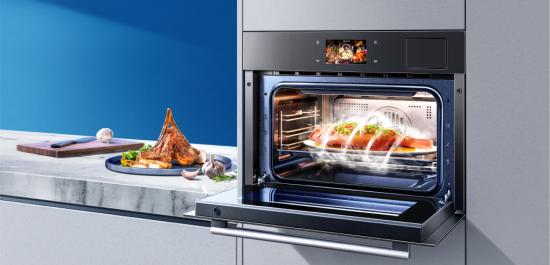 助力中国轻工业升级,老板电器蒸烤一体机入选第六批消费品指南