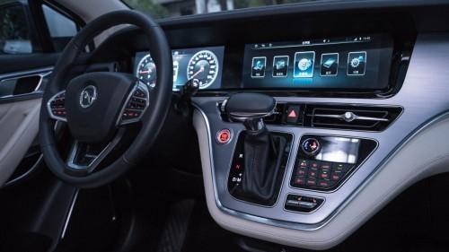 超大空间、豪华配置,汉腾新MPV硬刚GL8、奥德赛