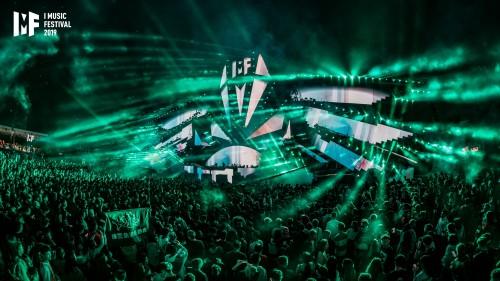 IMF厦门超级音乐嘉年华再次席卷厦门,完美收官炸裂全场