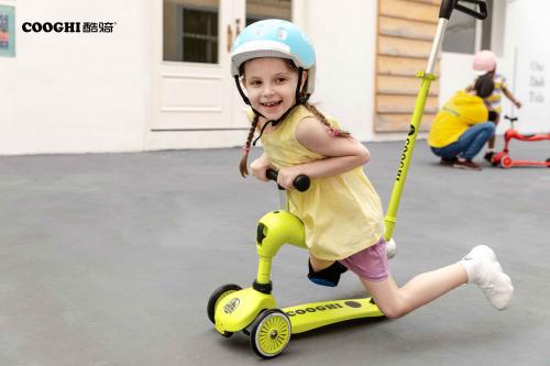 酷骑新品儿童头盔正式发布,2020年母婴市场行业迎新机遇
