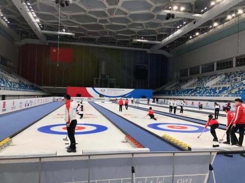 """提前登上冬奥赛场!""""全民冬奥冰壶体验""""全新上线"""