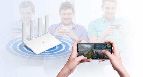 畅享优质游戏体验 华为路由WS5200四核版多措并举为网络提速